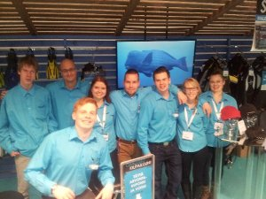 Matka 2014 - Sea Safety Scandinavia Staff