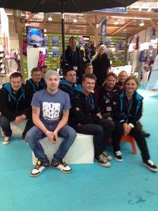 Matka 2014 - Sukkeluskeskus Staff